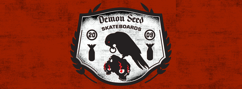 DemonSeed Skateboards